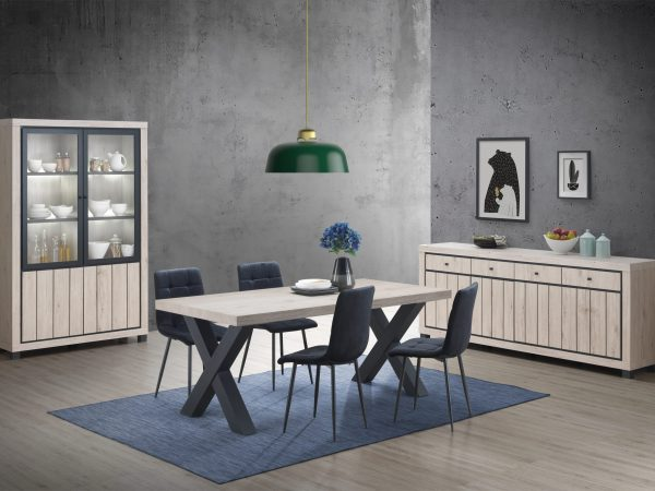 Salle a manger design Bruxelles Eureka