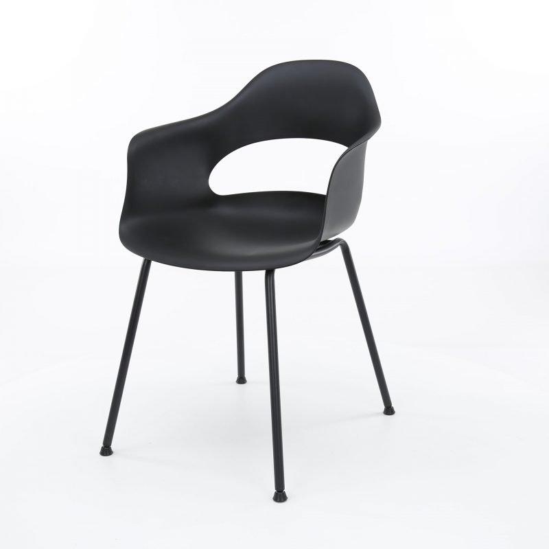 Chaise 3649 noir
